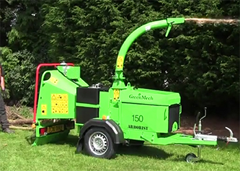 Arborist 150 – Démonstration